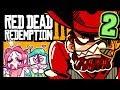 Red Dead Redemption 2 / Dragging a Snow Cowboy | Jaltoid Games