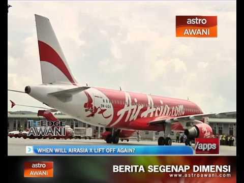 When will AirAsia X lift off again?