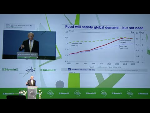 WNF 2014 - Jørgen Randers – 2052 - A global forecast for the next forty years