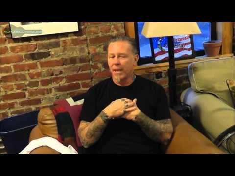 Road Recovery Up-Close #2: Metallica's James Hetfield on Seeking Validation