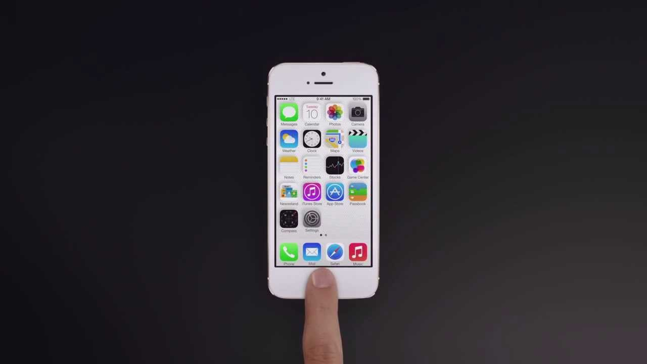 Exclusive Apple Iphone 5s Official Tv Advertisement Youtube