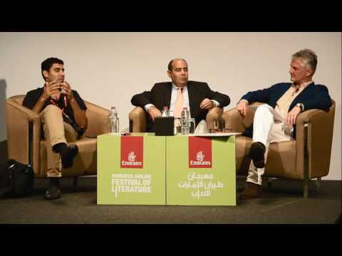 Emirates Festival of Literature - Can Megacities save the wo