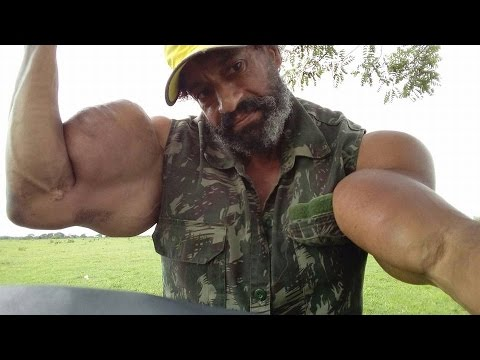 unbelievable biceps synthol man (valdir ) by Synthol forever