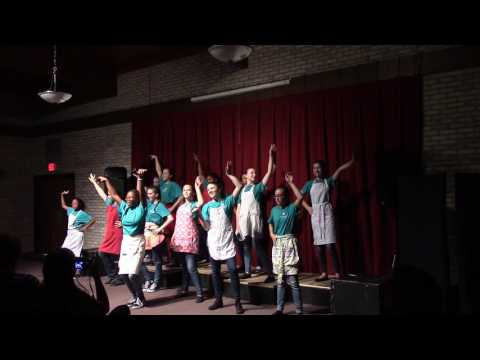 Camp Cabaret 2016 Performances- Teen Idols