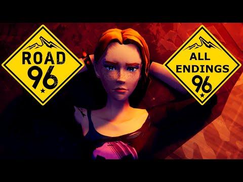Road 96 - All Endings