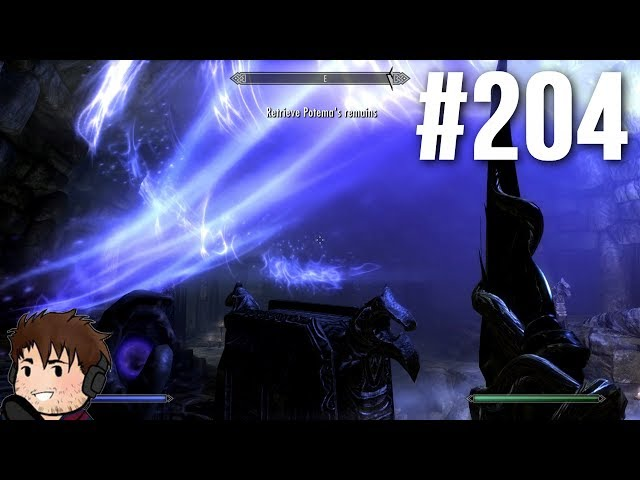 Lets Play Skyrim Special Edition Part 204 - Putting Down the Wolf Queen