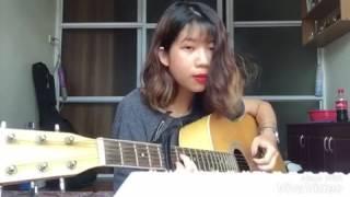 Tựa vào vai anh - Khánh Phương ( Cover )