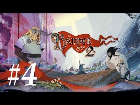 Banner Saga 2 - Let's Play Part 4: Road to Bindal [Hard]