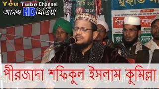 Pirjada Shafiqul Islam New Islamic Waz 2017 পীরজাদা শফিকুল ইসলাম কুমিল্লা