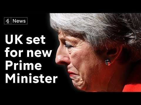 Theresa May resigns: new PM by end of July
