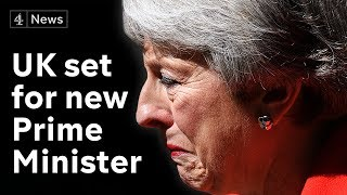Theresa May resigns: new PM by end of July thumbnail