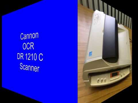 DR-1210C SCANNER DRIVER FOR PC
