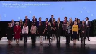 Informal meeting of gender equality ministers and gender equality events