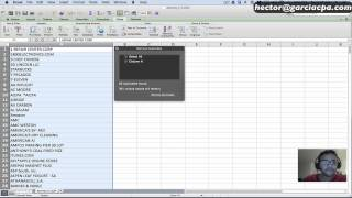 QuickBooks Online 2017 Tutorial: Importing Vendors and Downloading Expenses