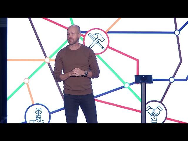 Thrive: My Job Can Change The World - Capacity