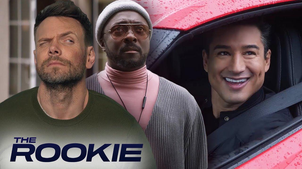 Nolan Saves Grey's Life!   The Rookie