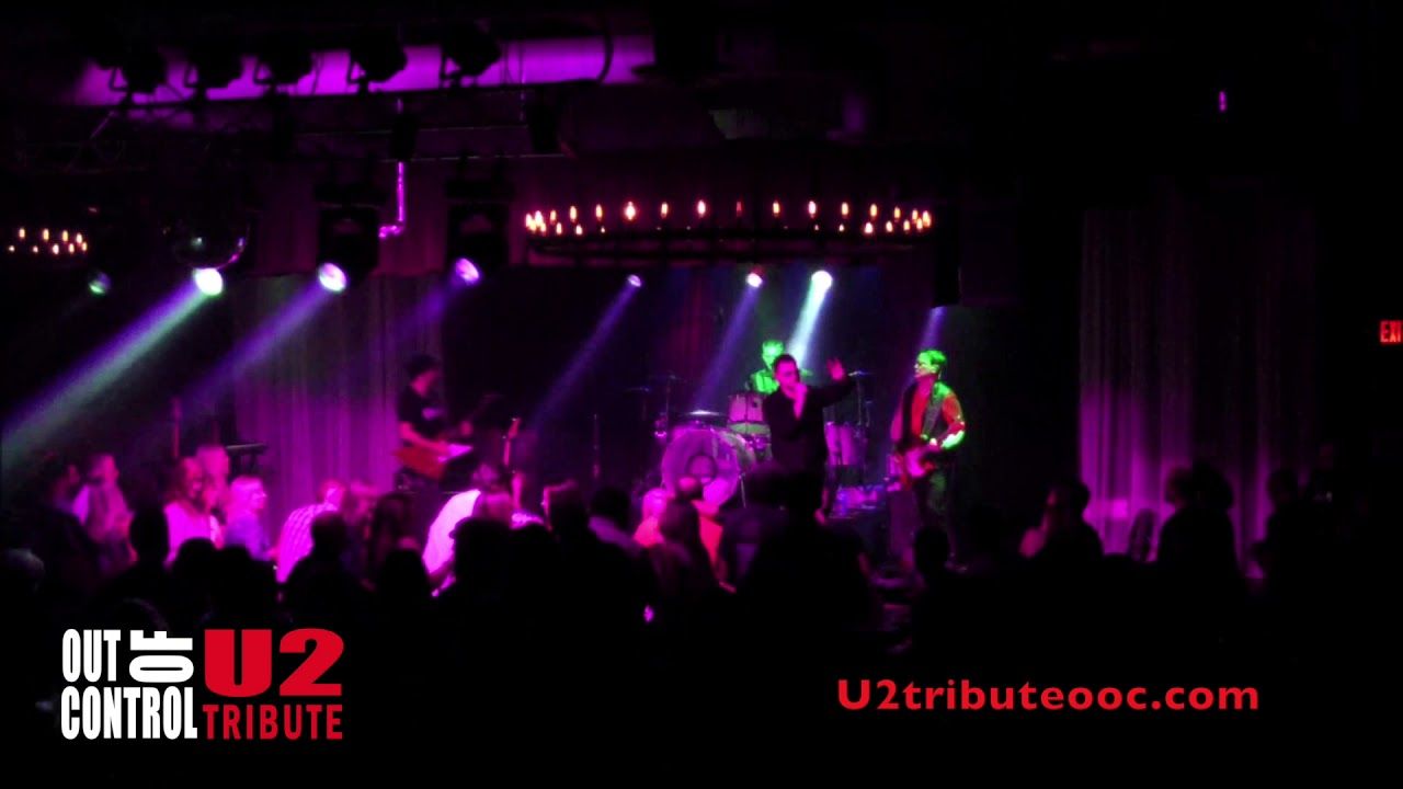 Out Of Control - A U2 Tribute