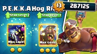 SPENDING 285,000 STAR TOKENS IN CLASH ROYALE! BEST STAR LEVEL 3 CARDS!