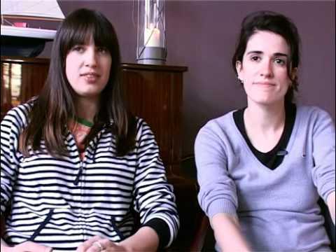 Cansei de Ser Sexy (CSS) interview - Carolina Parra and Ana Rezende (part 1)