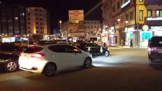 -Suriyeliler düğün arabasının önünü keserse...