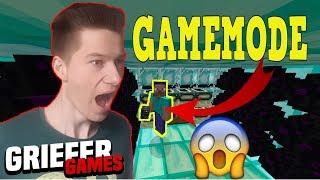 *SPIELER* HAT GAMEMODE 1 AUF GRIEFERGAMES! (CHAOS!)