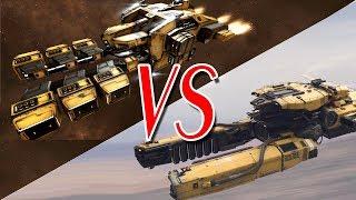 Vulture vs Venture | Star Citizen vs EVE Online Ship Copying