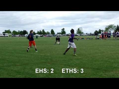Eville Elite vs. Evanston Wildkits