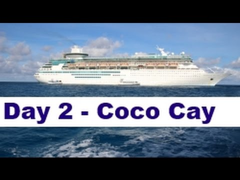 Day 2 Weekend Bahamas CRUISE VLOG ep 9; Coco Cay & Johnny Rockets