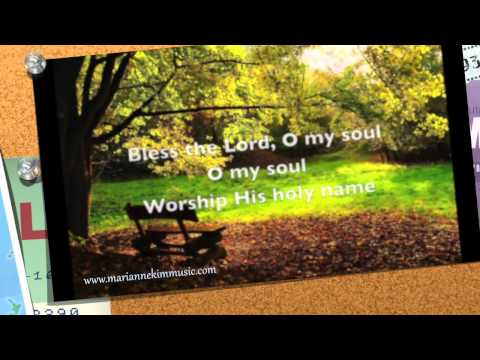 10,000 Reasons Bless The Lord  Piano Solo Arr Marianne Kim