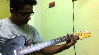 Inji iduppalaga Guitar instrumental - Subash subramanian