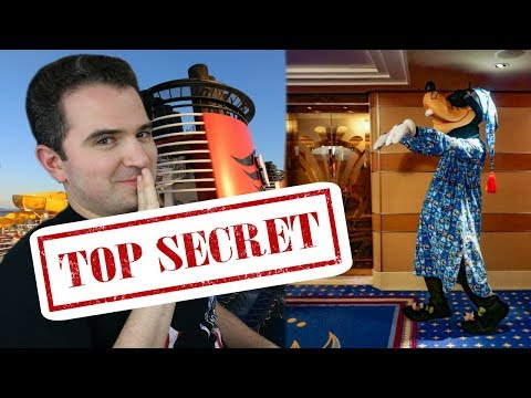 Secret Tips For The Disney Cruise Line 🤫