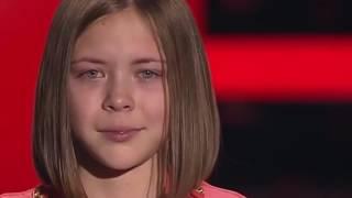 ПОЗОР СУДЬЯ!!!  Голос Дети 3 сезон 6 выпуск   Мая Егорова  Я вернусь