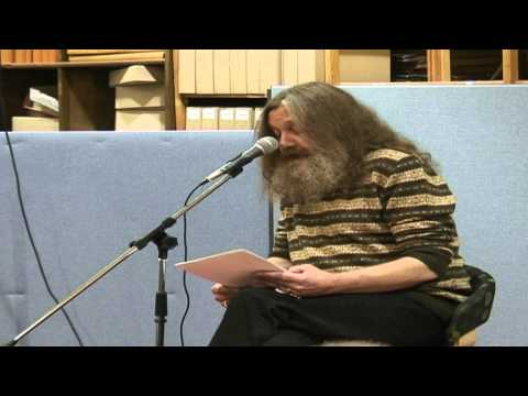 Long version - Alan Moore reads a chapter from his new book Jerusalem at Northampton Library