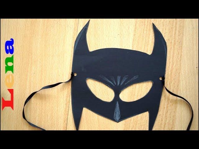 Free Batman Mask Template Download Free Clip 6