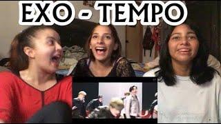 EXO 엑소 'Tempo' MV REACTION [SPANISH]