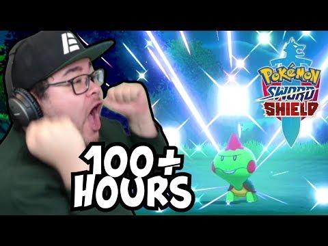 100+ HOURS For 1 SHINY! Pokémon Sword & Shield