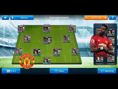 How To Import Manchester United logo And kits In Dream league Soccer 2018!!.