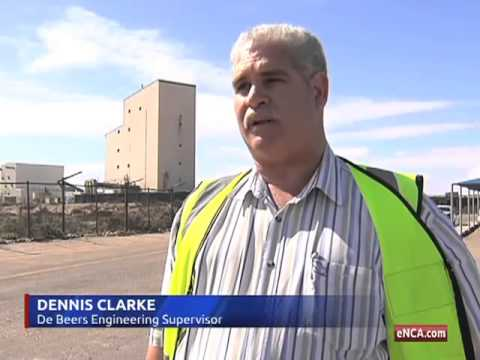 De Beers Aims To Polish Former Mining Town