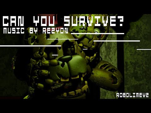 Rezyon - Can you survive? [SFM] FNAF