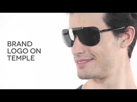 Versace VE2140 100287 Sunglasses Review | SmartBuyGlasses