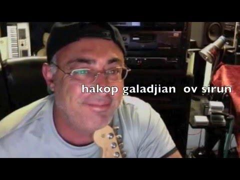 Ov Sirun - Instrumental - Allinstruments By Hakop Galadjian Vokal By Norayr Aklyan