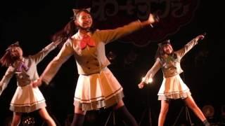 2016.9.3 TSUTAYA O-EAST わーすたの新曲 グーチョキパンツの正義さん ...