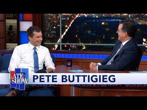 Afghan Veteran Pete Buttigieg Has A Vision For Ending The War