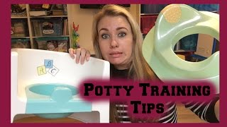 Potty Training Tips - How We Toilet Trained Our Son