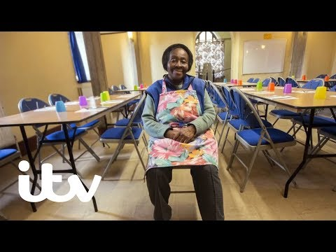 Pride of Britain 2018 | The Pensioner Who's Run a Soup Kitchen for Nearly 30 Years | ITV