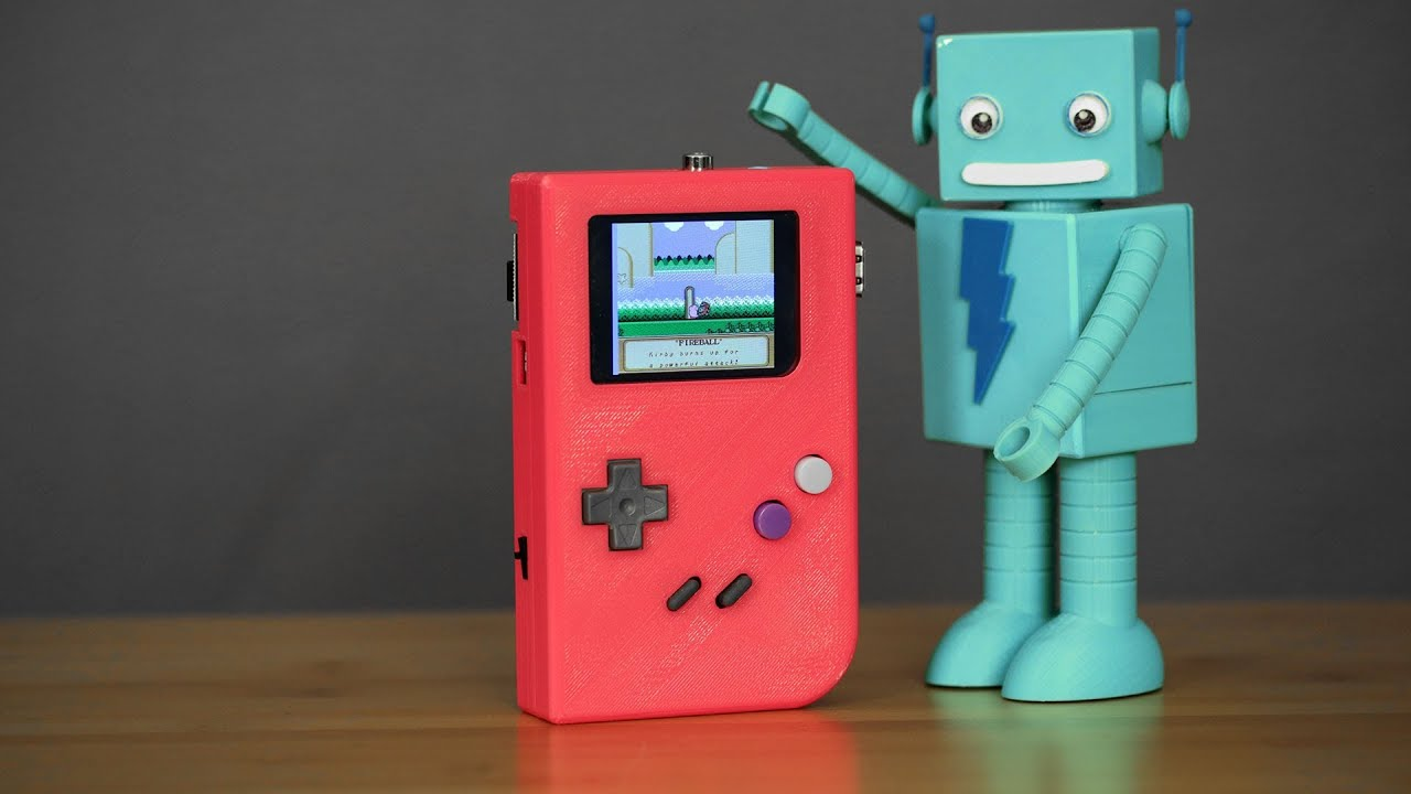 Gameboy 2016 made in fanboy Maxresdefault