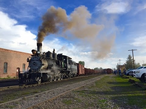 D&RGW 315: Freight Run to Cumbres