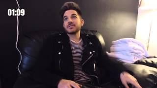 Скачать Adam Lambert On Dream Guy And Original High Tattoo RUS SUB субтитры