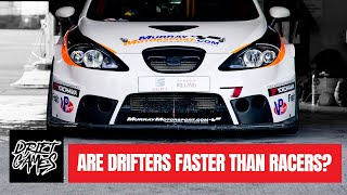ARE DRIFTERS FASTER THAN RACERS? | Let's find out!