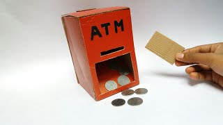 How to Make Personal ATM Machine Cardboard